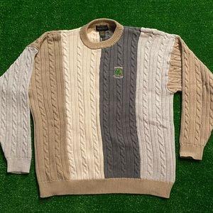 Vintage 90s Golf Sweater